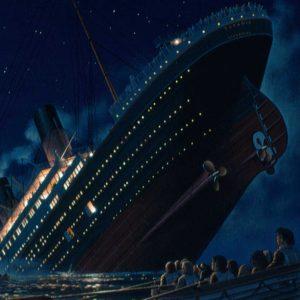 Наш последний день на Титанике