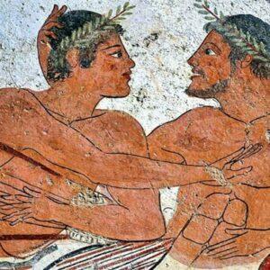 А был ли гомосексуализм?